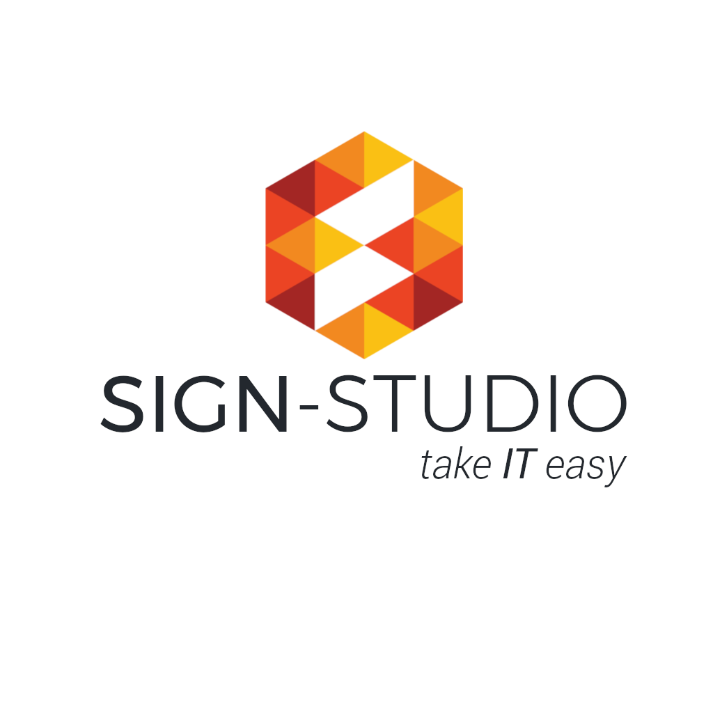 SIGN-Studio des Andy Meraner